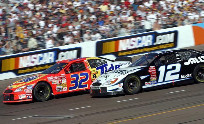 #ViernesDeVelocidad – NASCAR