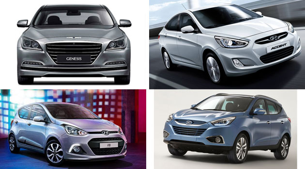 Hyundai llegará a México con 4 modelos de inicio