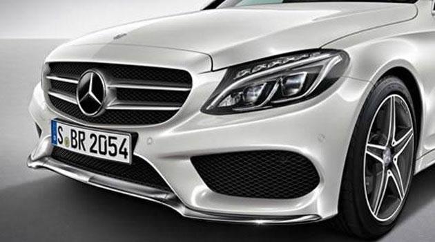 Mercedes-Benz Clase C 2014 paquete AMG
