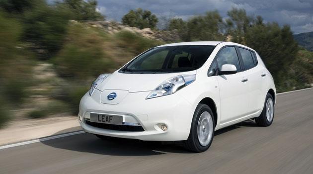 Nissan se posiciona como líder en ventas de autos cero emisiones en Reino Unido