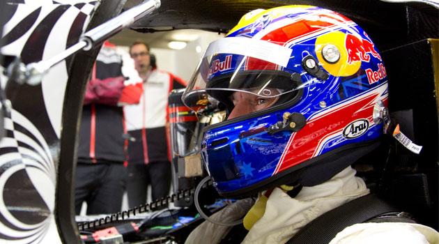 Porsche concluye el programa de pruebas 2013 del proyecto LMP1