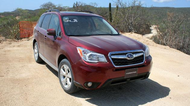 Subaru cumple con el estándar más alto del IIHS Top Safety Pick