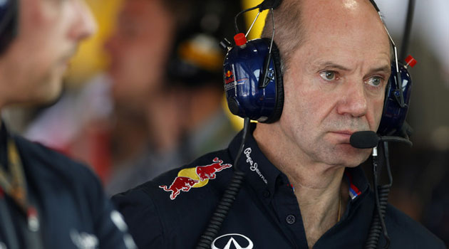Infiniti Red Bull Racing Fórmula Uno 2014: Un juego totalmente nuevo