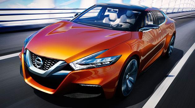 Nissan presenta el Concepto Sedán Deportivo