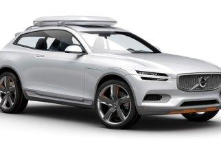 "Volvo Concept Coupé XC el ""Mejor Concepto de auto"" en Detroit"