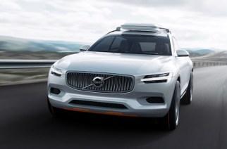 Volvo Concept XC Coupé en Detroit