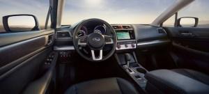 Subaru Legacy 2015 interior