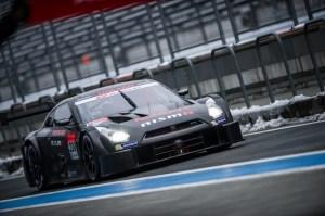 El nuevo Nissan GT-R NISMO GT500 competirá en el SUPERGT 2014.