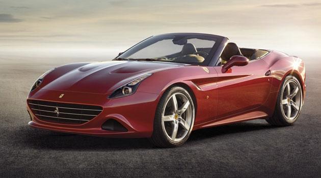 Se filtra el nuevo Ferrari California T