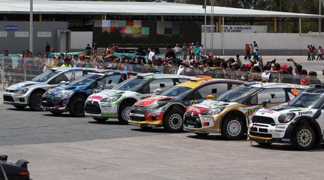 FIA publicó la lista de constructores del Rally México