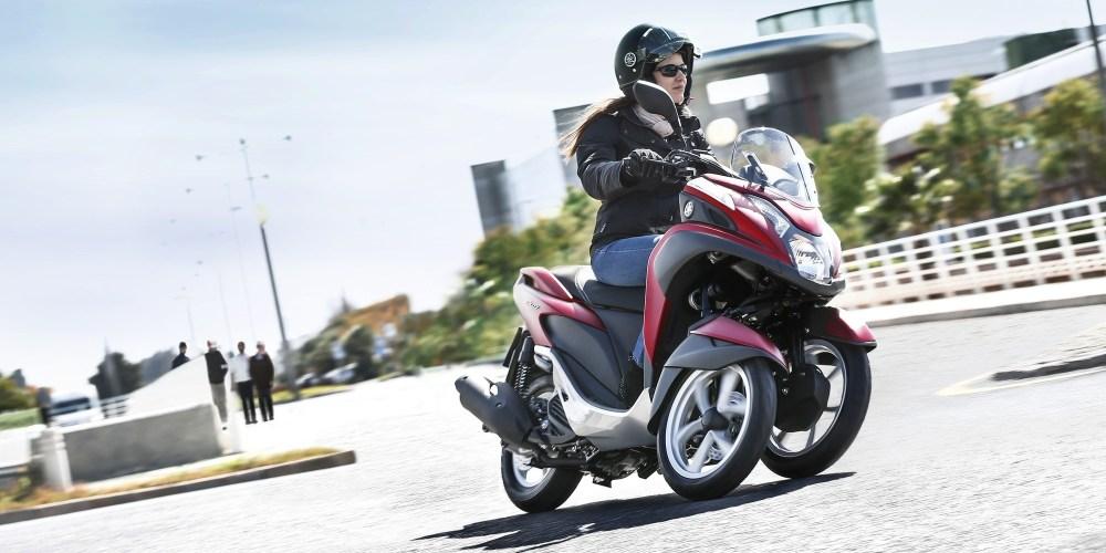 Yamaha Tricity 125 cc