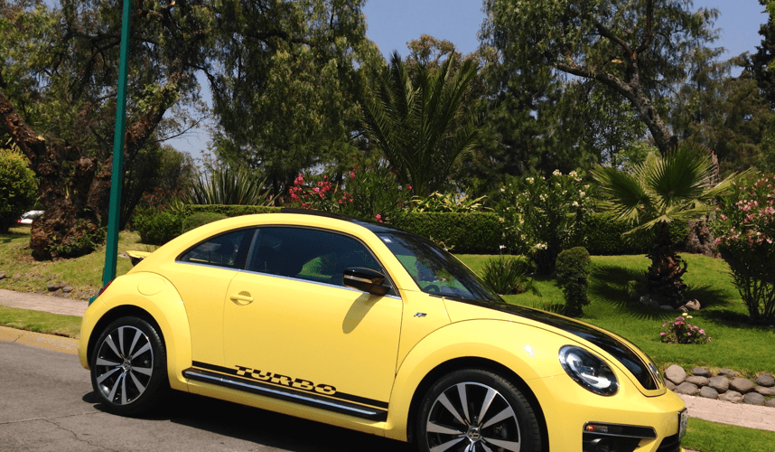 "Beetle Turbo ""R-Line"", todas las fotos"