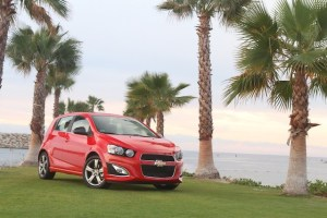Chevrolet SonicRS