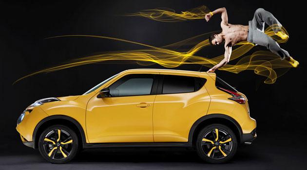 Nuevo Nissan Juke: diseñado para emocionar