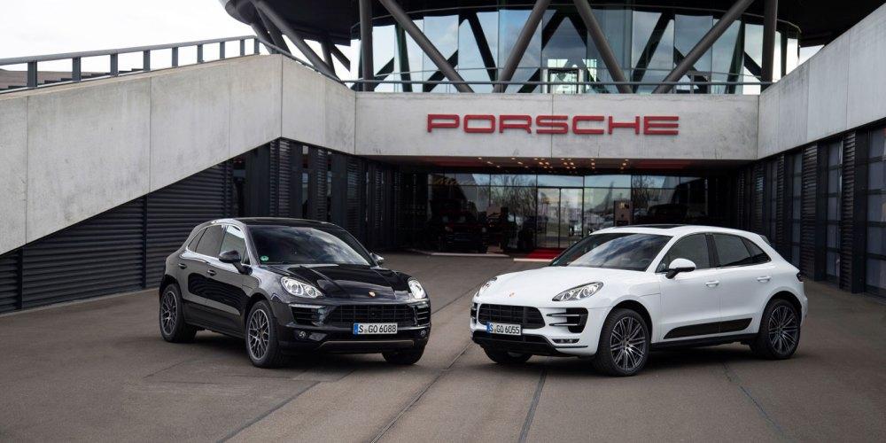 Las llantas Continental reciben aprobación para la Porsche Macan