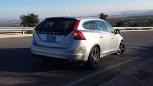 Volvo V60 trasera