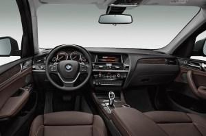 2015-BMW-X3-interior