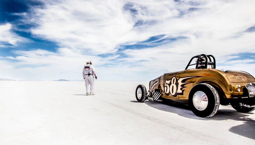#ViernesDeVelocidad – Bonneville Speedway