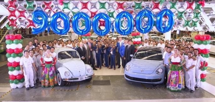 VW ha hecho historia en México
