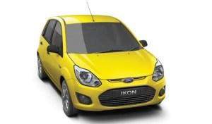 Ford Ikon hatchback