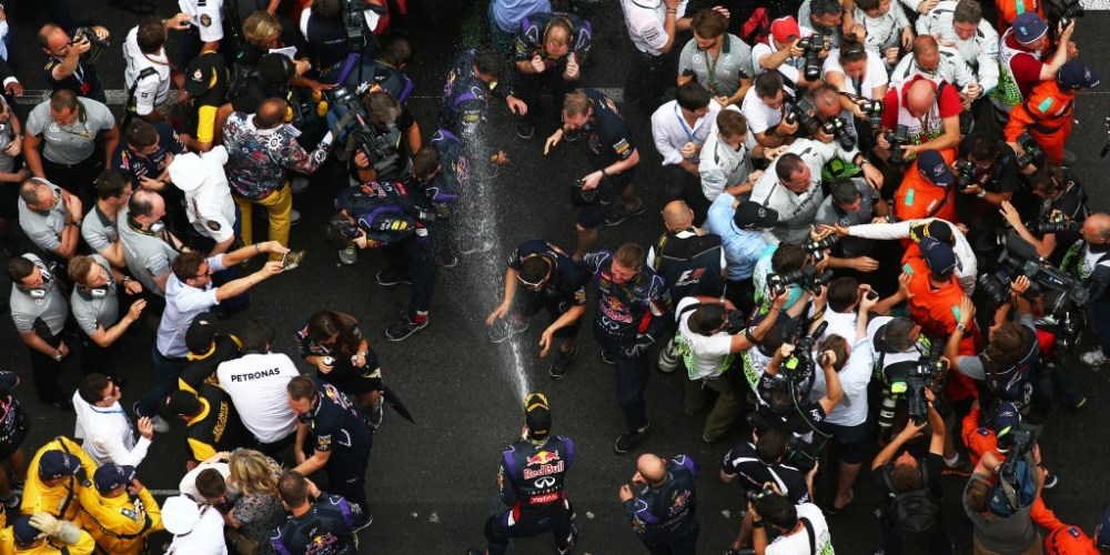 Daniel Ricciardo alcanza el segundo podio de manera consecutiva