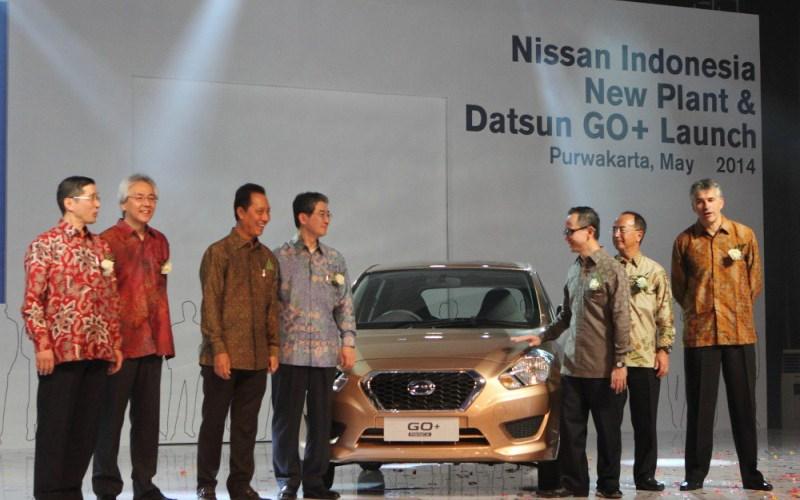Nissan celebra la apertura de su segunda planta en Indonesia