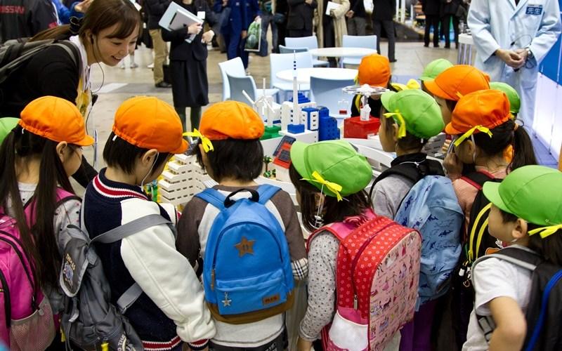 Nissan contribuye a la formación de 135 mil niños gracias a sus programas educativos