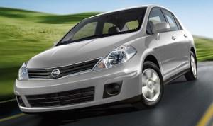 Nissan Tiida Sedan