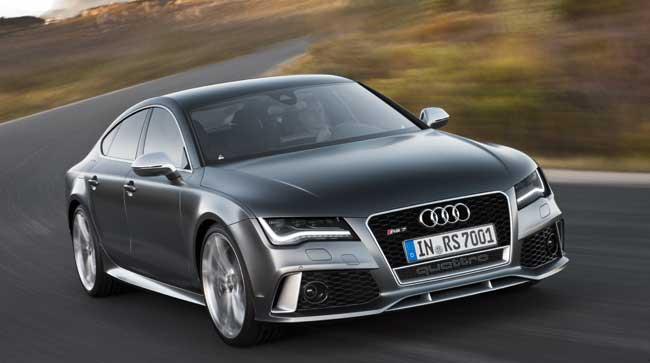 Manejamos el Audi S3 y el poderoso RS7