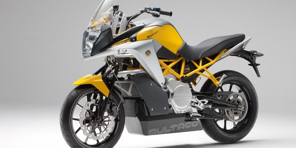 Las motocicletas Bultaco regresan con una apuesta eléctrica