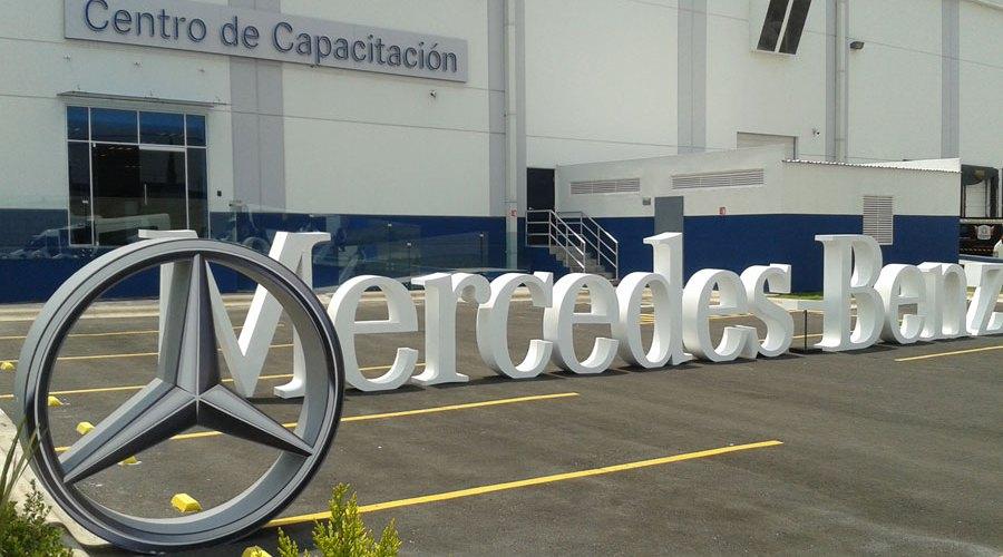 Nuevo Centro de Capacitación Mercedes-Benz