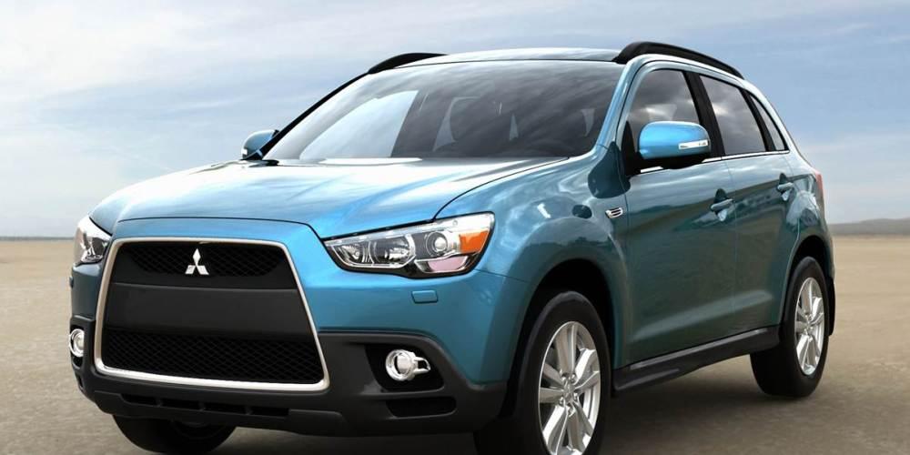 Mitsubishi ASX 2014 entre las 10 mejores SUVs  en relación valor-precio para Kelley Blue Book