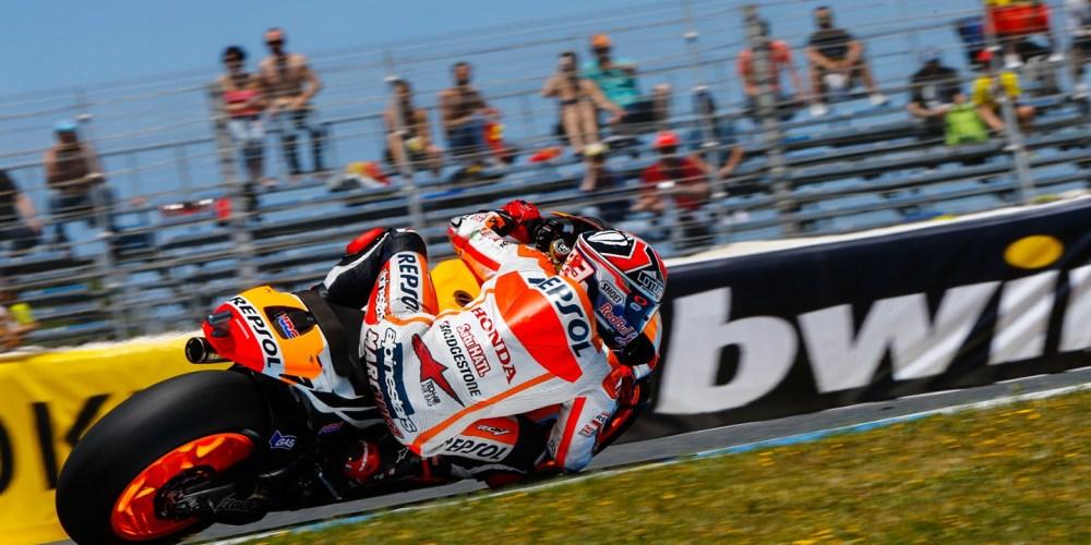 Moto GP llega a España.