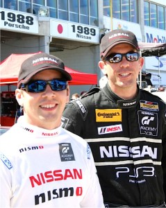 Steve Doherty (left) and Bryan Heitkotter