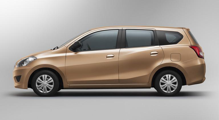 Datsun lanza GO+ Panca en Indonesia