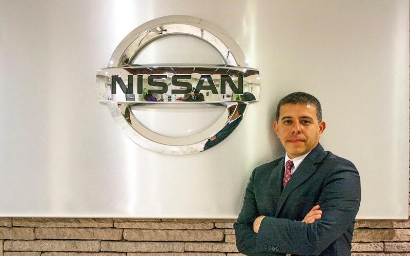 Nissan anuncia a Francisco Huitron como director de Finanzas en México