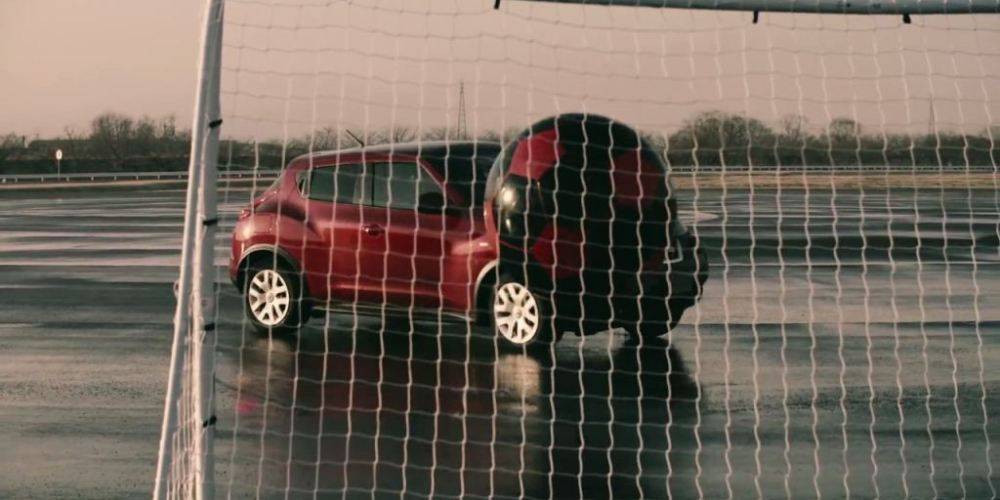 Nissan Juke se contagia de la fiebre mundialista