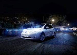Nissan LEAF celebrates International Noise Awareness Day