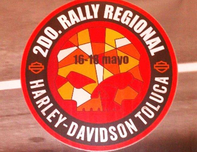 Todo listo para el Rally Harley-Davidson de Toluca