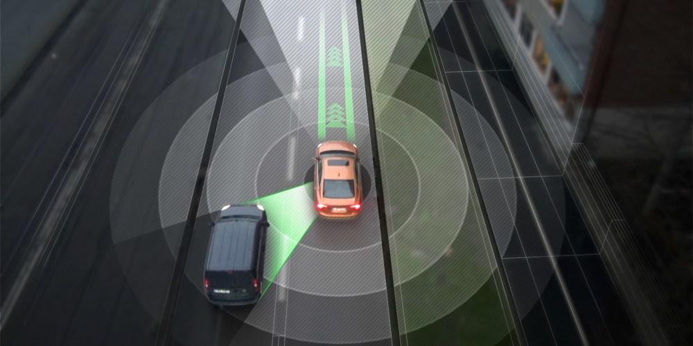 Volvo realiza pruebas de auto-conducción en Gotemburgo