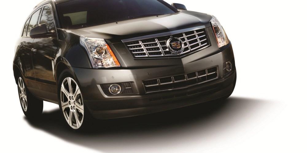 GM Ramos Arizpe continúa producción de Cadillac SRX