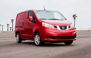 Nissan NV200 Compact Cargo Van