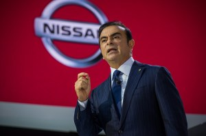 Talk of the Future: CEO Ghosn