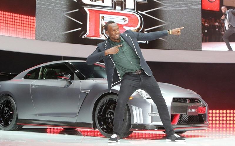"""Nissan patrocina un desafío """"mano a mano"""" con Usain Bolt"""