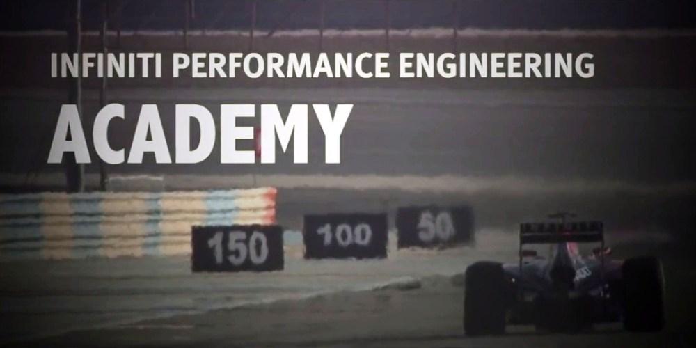 Infiniti en la búsqueda de nuevo talento para la Fórmula 1