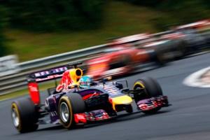 Hungarian Grand Prix: Race