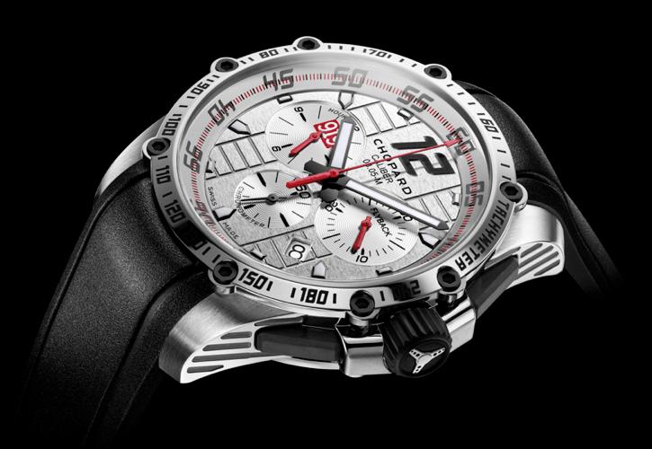 #JuevesDeRelojRacing  – el Superfast de Porsche, Chopard