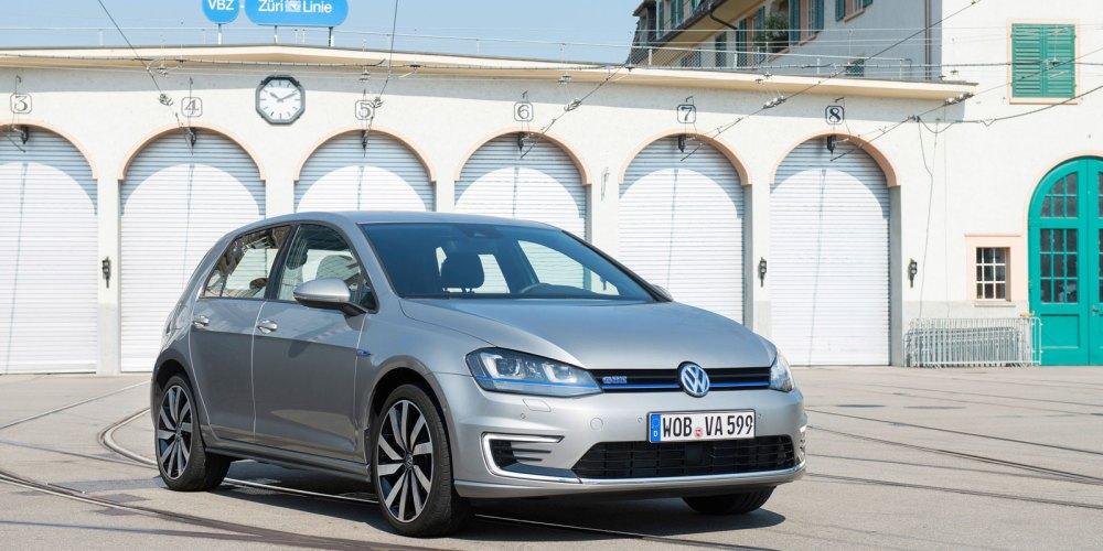 Nuevo Golf GTE: el GTI híbrido enchufable de Volkswagen