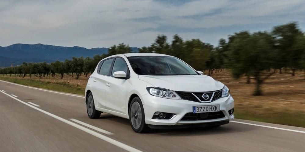 Nissan Pulsar, de momento para Europa
