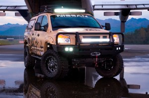 Project Titan, ready for action in Alaska